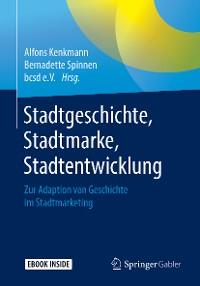 Cover Stadtgeschichte, Stadtmarke, Stadtentwicklung