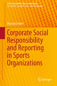 Cover Corporate Social Responsibility and Reporting in Sports Organizations