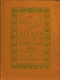 Cover The Complete Works of Alfred Tennyson