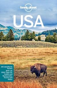 Cover Lonely Planet Reiseführer USA