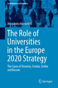 Cover The Role of Universities in the Europe 2020 Strategy