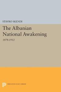 Cover The Albanian National Awakening