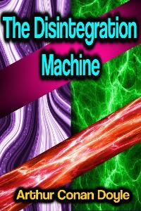 Cover The Disintegration Machine