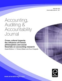Cover Cross cultural impacts