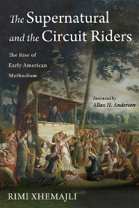 Cover The Supernatural and the Circuit Riders