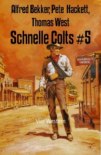 Cover Schnelle Colts #5