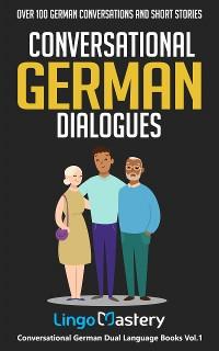 Cover Conversational German Dialogues