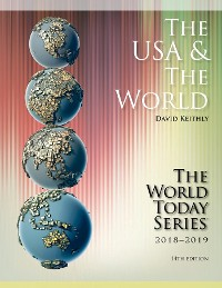 Cover The USA and The World 2018-2019