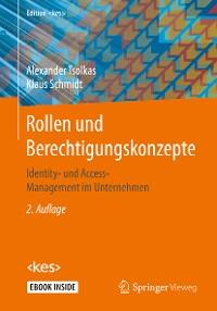 Cover Rollen und Berechtigungskonzepte