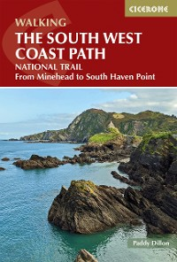 Cover Walking the South West Coast Path