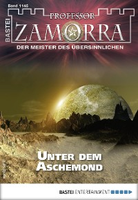 Cover Professor Zamorra 1145 - Horror-Serie