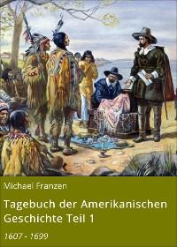 Cover Tagebuch der Amerikanischen Geschichte Teil 1