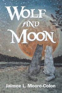 Cover Wolf and Moon