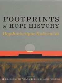 Cover Footprints of Hopi History