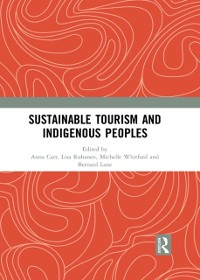 Cover Sustainable Tourism and Indigenous Peoples