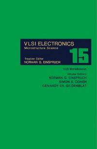 Cover VLSI Metallization