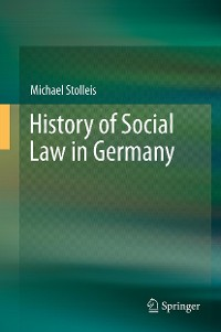 Cover History of Social Law in Germany