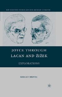 Cover Joyce through Lacan and Žižek