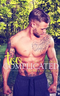Cover Too Complicated: The Lewis Cousins, Book 2