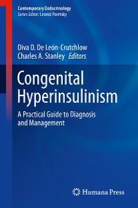 Cover Congenital Hyperinsulinism