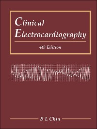 Cover Clinical Electrocardiography