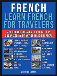 Cover French - Learn French for Travelers