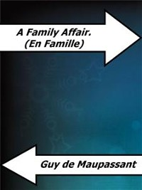 Cover A Family Affair. (En Famille)
