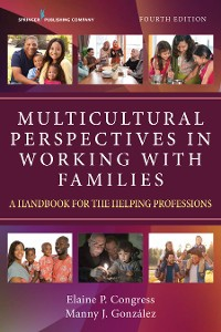 Cover Multicultural Perspectives in Working with Families, Fourth Edition
