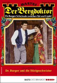 Cover Der Bergdoktor 1999 - Heimatroman