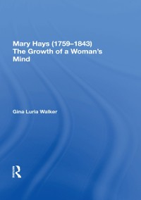 Cover Mary Hays (1759-1843)