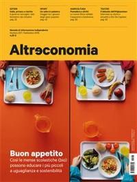 Cover Altreconomia 207 - Settembre 2018