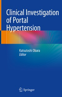 Cover Clinical Investigation of Portal Hypertension