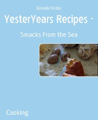 Cover YesterYears Recipes -