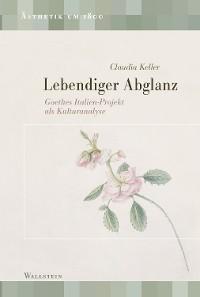 Cover Lebendiger Abglanz