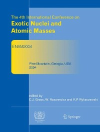 Cover The 4th International Conference on Exotic Nuclei and Atomic Masses