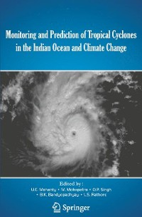 Cover Monitoring and Prediction of Tropical Cyclones in the Indian Ocean and Climate Change