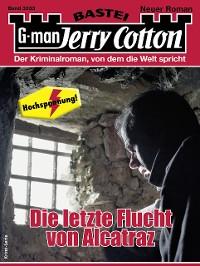 Cover Jerry Cotton 3333 - Krimi-Serie
