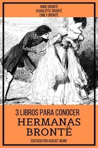 Cover 3 Libros para Conocer Hermanas Brontë