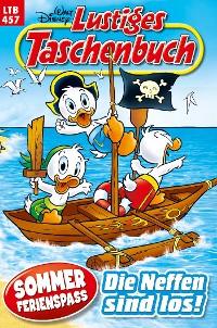 Cover Lustiges Taschenbuch Nr. 457