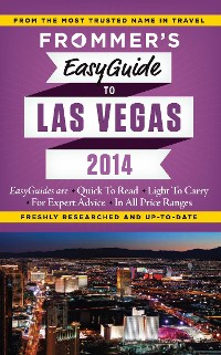 Cover Frommer's EasyGuide to Las Vegas 2014