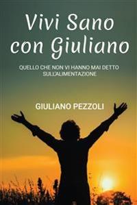 Cover Vivi Sano con Giuliano