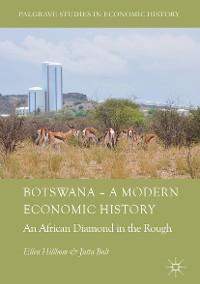 Cover Botswana – A Modern Economic History