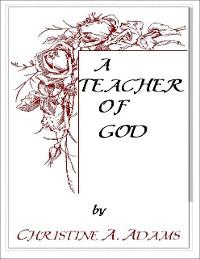 Cover A Teacher of God