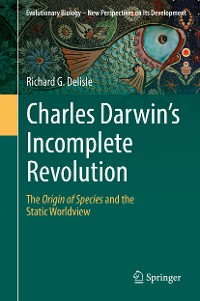 Cover Charles Darwin's Incomplete Revolution