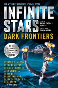 Cover Infinite Stars: Dark Frontiers