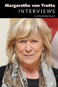 Cover Margarethe von Trotta