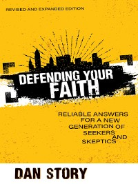 Cover Defending Your Faith