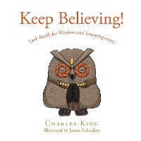 Cover Keep Believing!