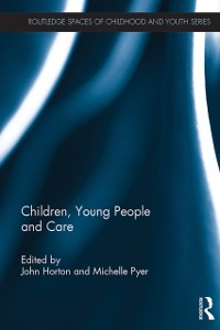 Cover Children, Young People and Care