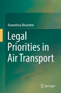 Cover Legal Priorities in Air Transport
